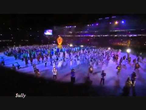 HAYLEY WESTENRA 'in maori' - World In Union