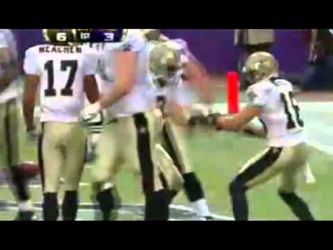 """New Orleans Saints 2011-12 Highlights - TEAM MF'N """"Heart of the City (Who Dat)"""""""