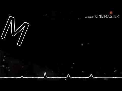 حالات شاشه سوداء على حرف M مع اغنية خياي Youtube