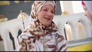 بنات الرئيس الشيشان (رمضان كديروف) مشاء الله .