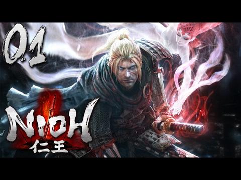Nioh ᴴᴰ #01 - Samurai-Schnetzelei