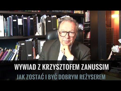 Jak robić dobre filmy i być dobrym reżyserem  opowiada Krzysztof Zanussi