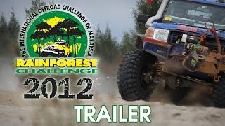 Rainforest challenge 2012 - official DVD trailer