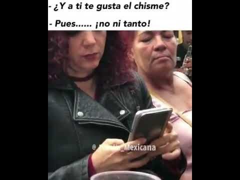 Viejas Chismosas Xd Youtube