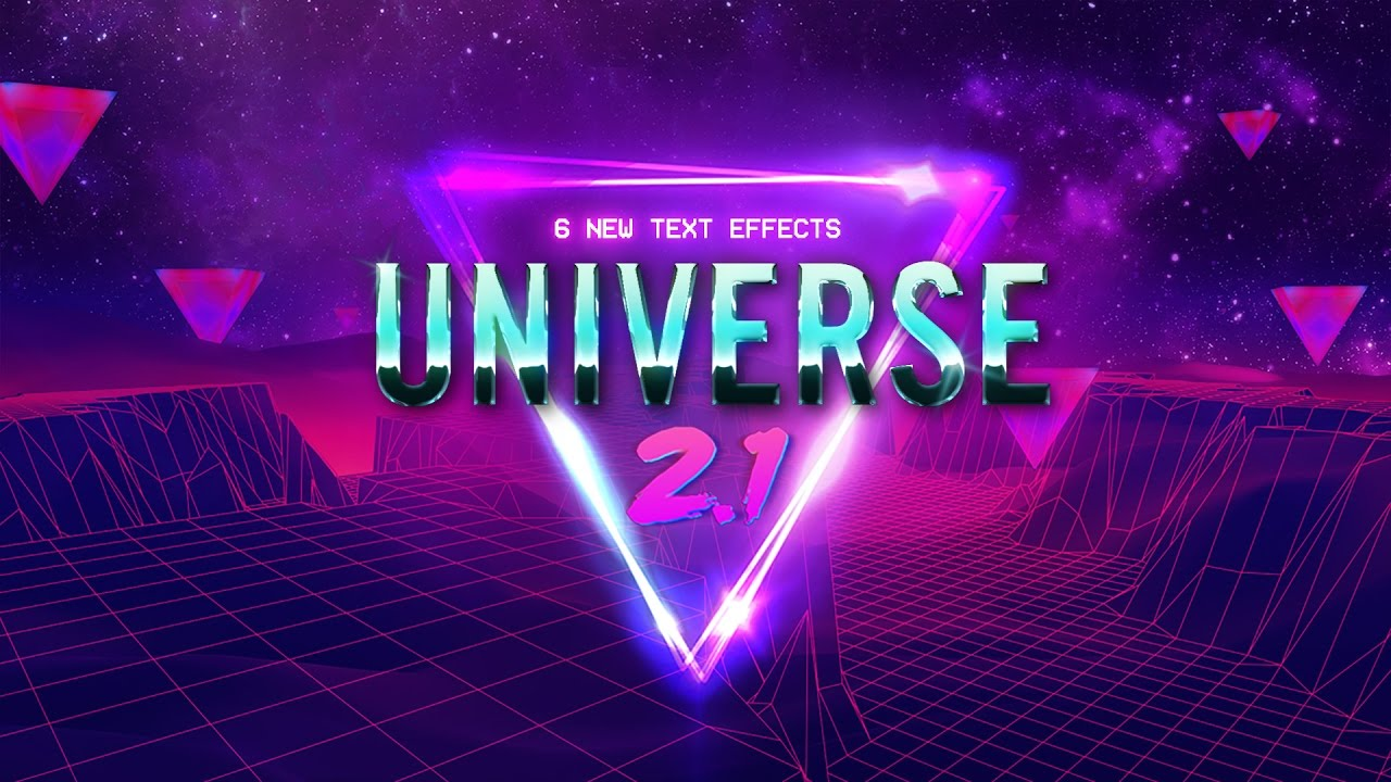 Red Giant updates Universe 2 1 NLE Video Plugins Featuring