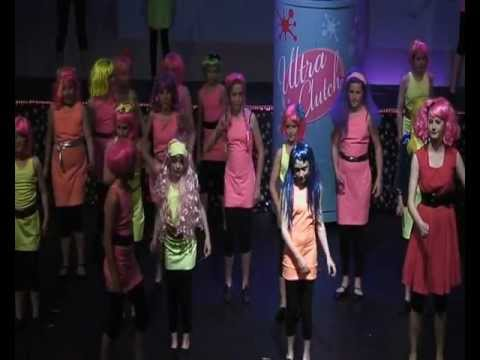 Junior Musicals present