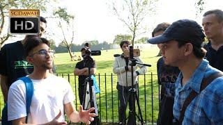 P1 - Rule Doesn't Exist! Mansur vs Agnostic l Speakers Corner l Hyde Park