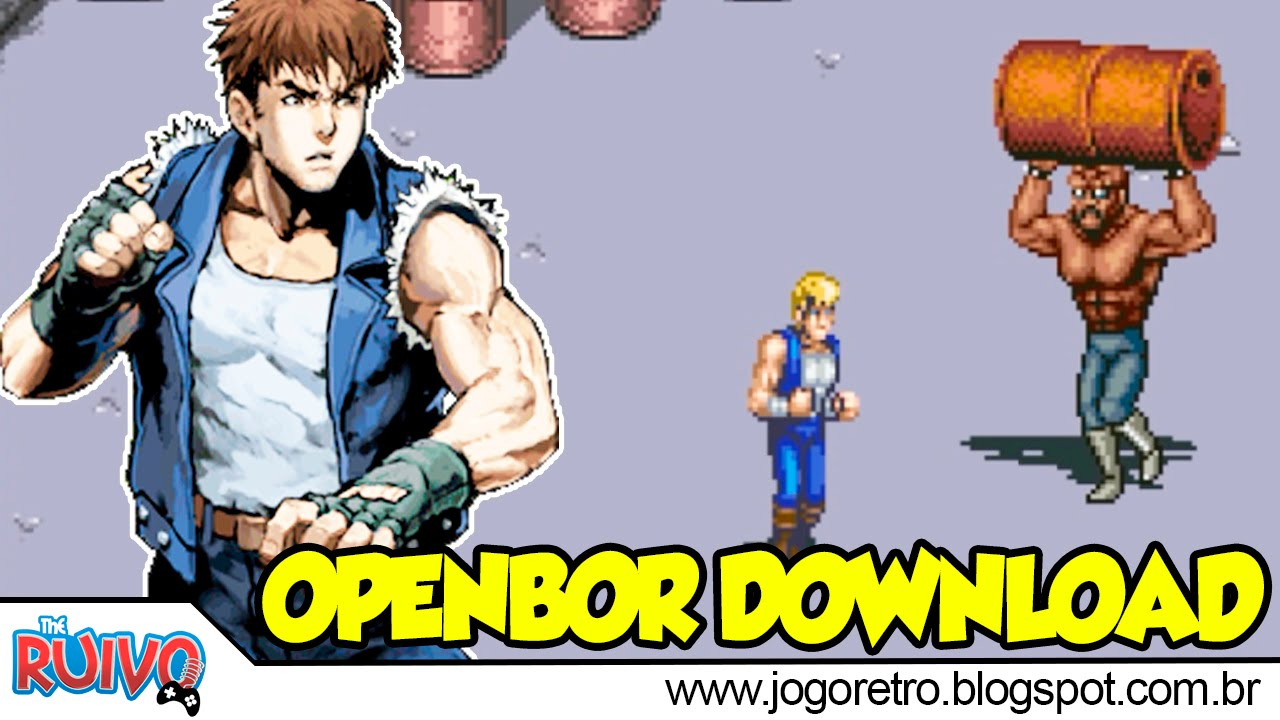 Double Dragon Genesis Final Cut OpenBOR