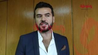 بالفيديو.. سامو زين يشارك في حملة' مستقبلهم أمانة' ويوجه رسالة لجمهوره