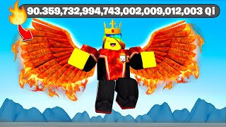 Download I spent TOO MANY ROBUX to be the PHOENIX GOD.. 🐲🔥