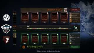 MUFC vs First Departure - Game 1 (GEST April - Grand Finals)