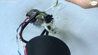 Come montare un lampadario