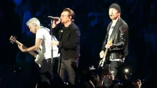 Bad, U2, FedEx Field, Landover, Maryland; June 20th, 2017; The Josh...