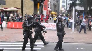 1 de mayo 2013 Bogota Colombia.