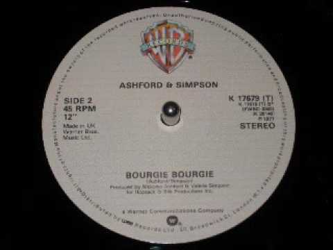ASHFORD & SIMPSON - BOURGIE BOURGIE 12