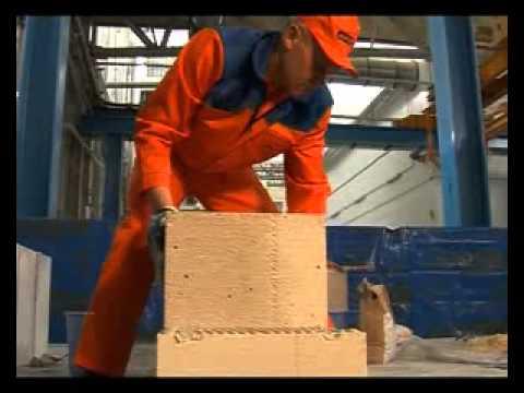 В 2008 году ооо ук «трансюжстрой» возвело завод по производству автоклавного газобетона «аэробел» в белгороде. Завод оборудован высокотехнологичной линией немецкой фирмы masa-henke. Мощность предприятия — 1 080 кубометров газосиликатных блоков в сутки, производственный цикл.