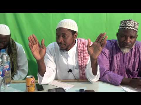 Sheikh Omar Jiteh Purification