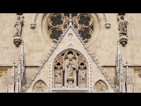 Zagreb Cathedral - Croatia