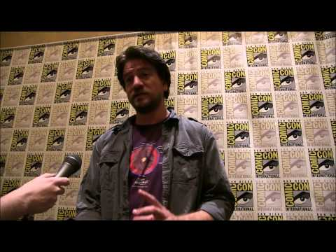 YAH Chats with Constantine's Charles Halford