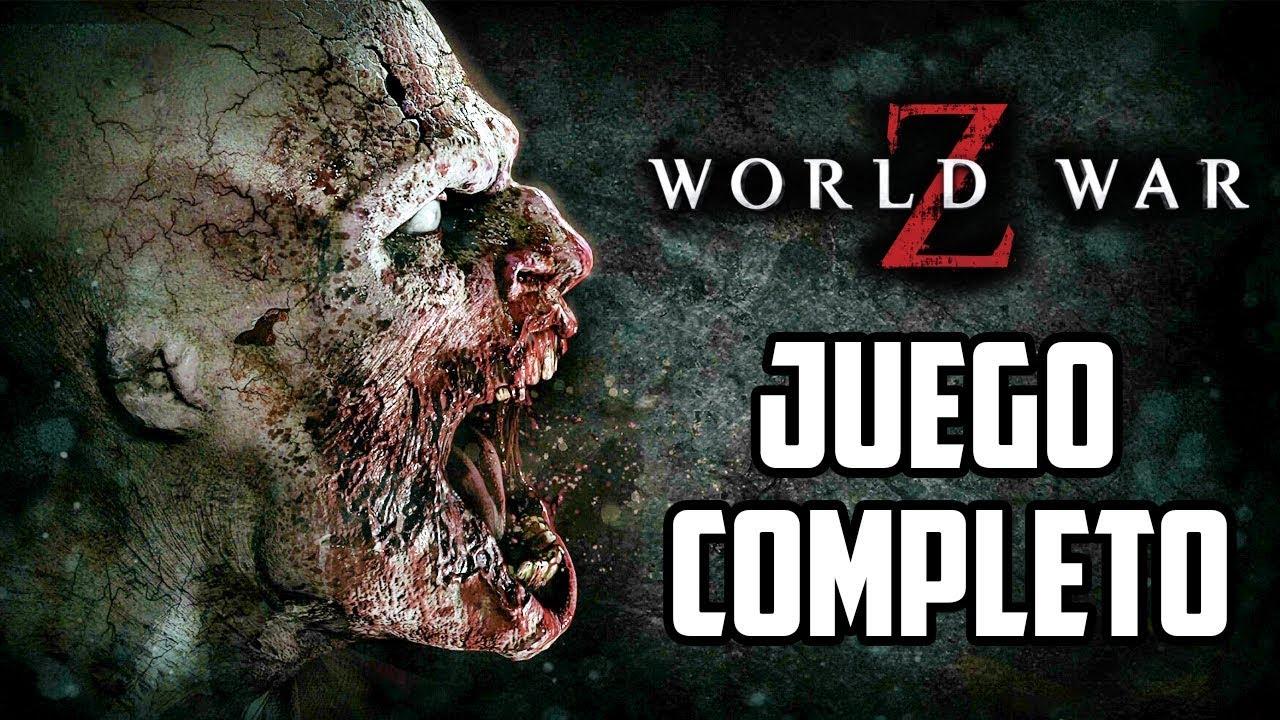 Ver Modo HISTORIA World War Z Completo | CAMPAÑA completa en Español ( Guerra Mundial Z ) en Español