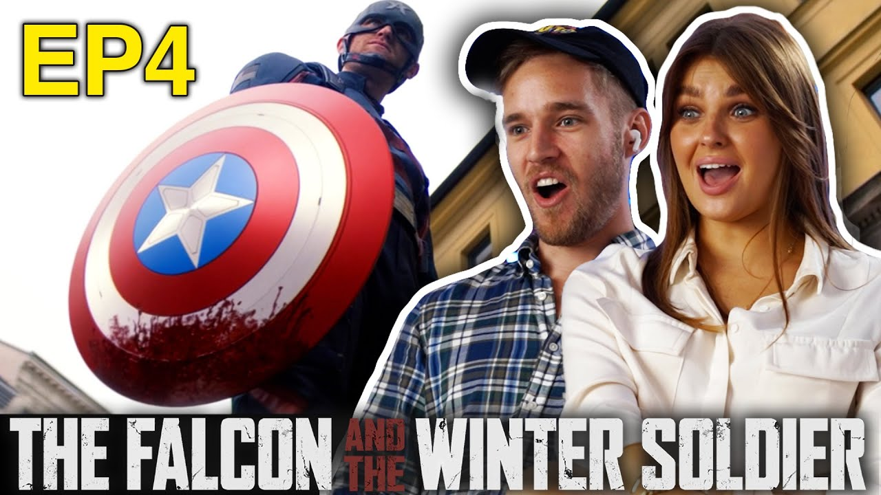 The Falcon and The Winter Soldier Episode 4 Reaction!
