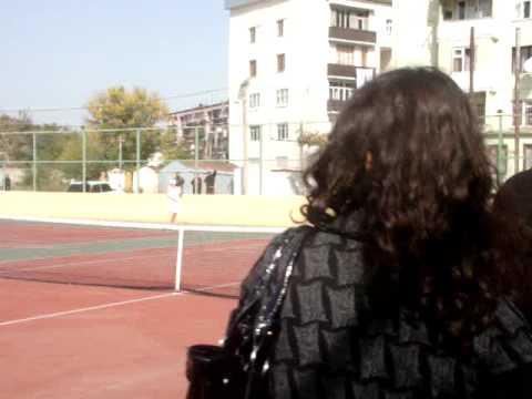 Tennis, Leila Meskhi,