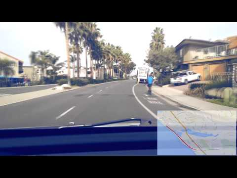 Driving through Carlsbad,California. (Episode 2)