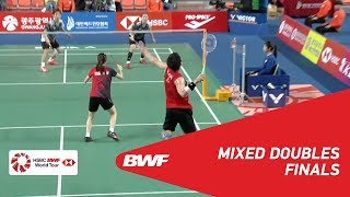 Download Video F | XD | CHOI/SHIN (KOR) vs KO/EOM (KOR) | BWF 2018 MP3 3GP MP4