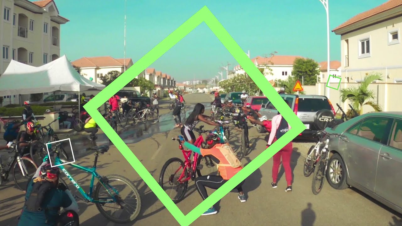 Riding with the Abuja Chain Gang Mountain bike club