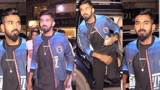Dashing KL Rahul Makes Grand Entry At Curato Gully Live Fast Event