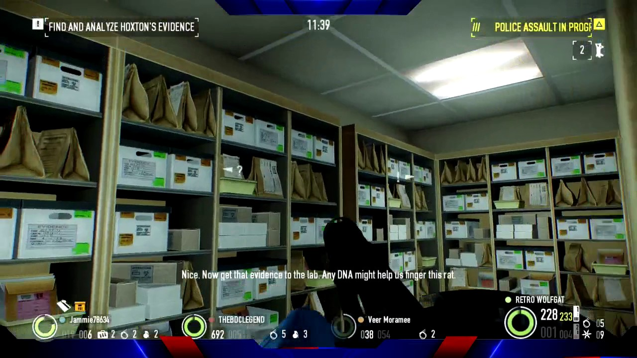 Hoxton Breakout Death Wish Payday 2 Youtube