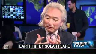 Massive Solar Flares - Sept 29 Michio Kaku - Fox News