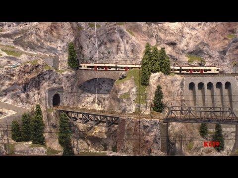 Romsey Model Railway Exhibition 2019 Part 2
