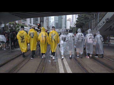 Hong Kong's stunning documentary Revolution of Our Times