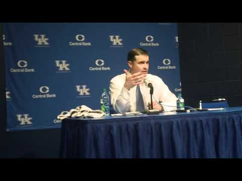 Matthew Mitchell Post-Duke Press Conference