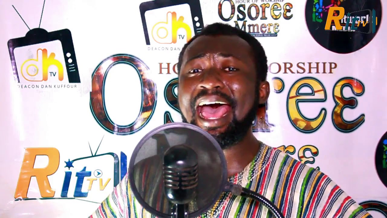 Undiluted Worship Experience.. King Zohar, Live Ministration On Osore Mmere