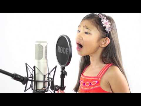 Angelica Hale (6 years old) Sings Happy Birthday & Amazing Grace