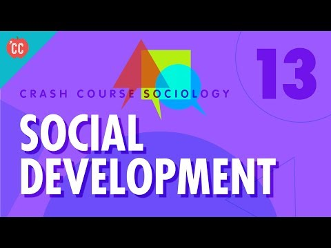 Social Development: Crash Course Sociology #13