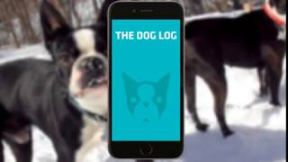 The Dog Log- A Health App For Your Dog