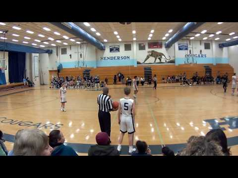 Henderson vs Miller Grove Middle School Boys Q2 PLAYOFF 2018 0131 184715 007