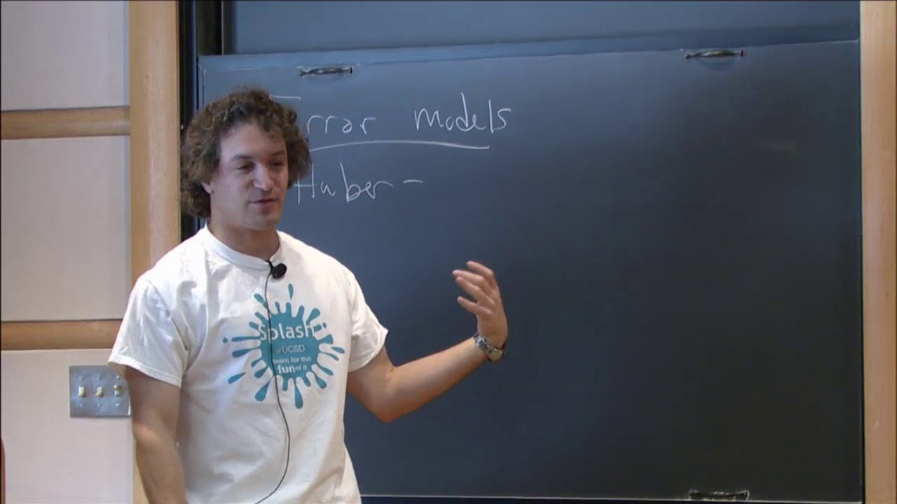 Recent advances in high dimensional robust statistics - Daniel Kane
