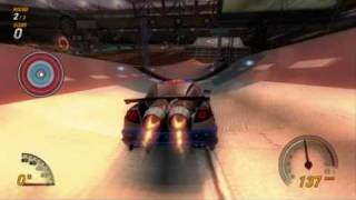 Flatout Ultimate Carnage - 52K in Stunt Curling