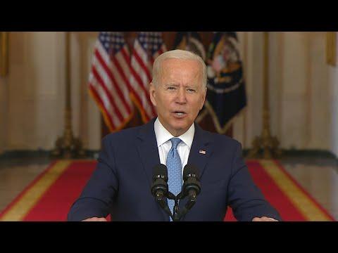 Biden defende saída do Afeganistão | AFP