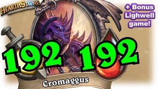 192 Chromaggus ~ Ranked play ~ Hearthstone Heroes of Warcraft Blackrock Mountain