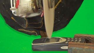 Kağıt ile Nokia 3310 Kestik - Peki Sonra Çalıştı Mı? thumbnail