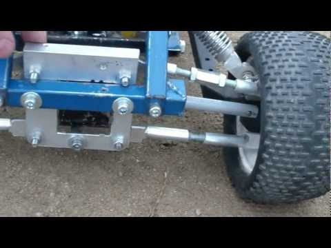 видео: радиоуправляемая машина своими руками