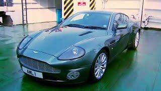 Aston Martin Vanquish vs Ferrari 575 | Top Gear - Part 1