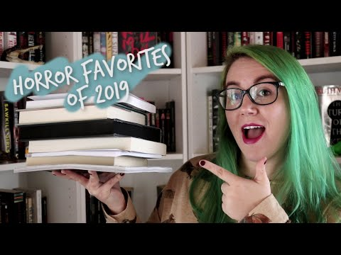 The Best Horror Books I Read in 2019