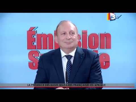 EMISSION SPECIALE SUR 3TV : Rôle de l'armée française en Afrique
