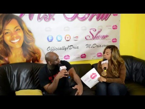 Hit Factory's *Shaun G* Interviews On The Ms.Dria Show!!! 12-24-2015 Episode #8